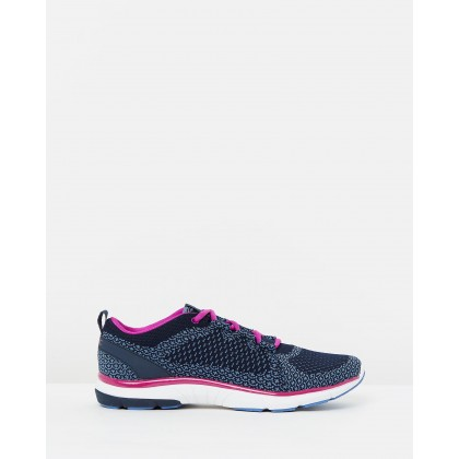 Sierra Active Sneakers Navy by Vionic