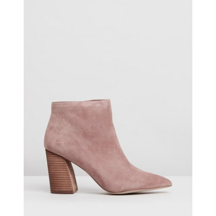 Simmer Tan Suede by Steve Madden