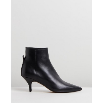 Sioux Boots Black by Joseph