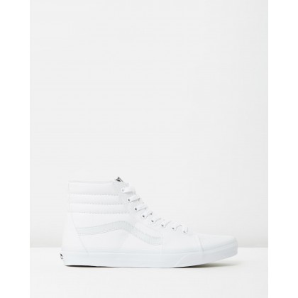 Sk8-Hi True White by Vans