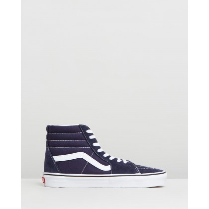 SK8-Hi - Unisex Night Sky & True White by Vans