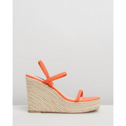 Skylight Orange by Steve Madden