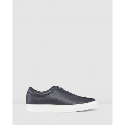 Smith Sneakers Navy by Aq By Aquila