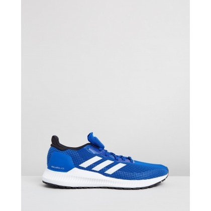 Solar Blaze Shoes - Men's Collegiate Royal, Grey & Collegiate Navy by Adidas Performance