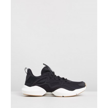 Sole Fury Adapt - Women's Black, Chalk & White by Reebok
