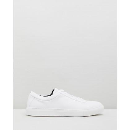 Spartacus Base Shoes White by Royal Republiq