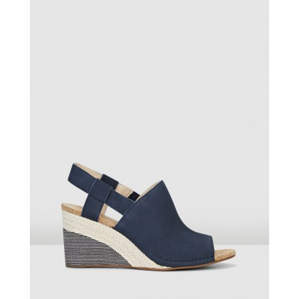 Spiced Bay Navy Combo by Clarks