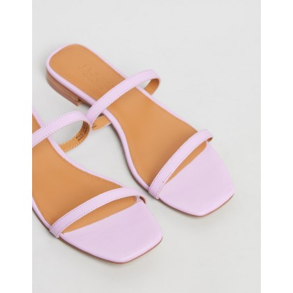 Sprung Flats Lilac by Jaggar The Label