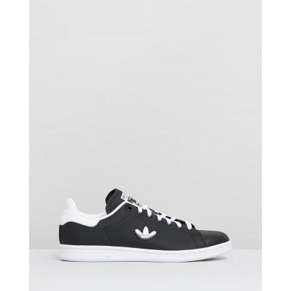 Stan Smith - Unisex Core Black & White by Adidas Originals
