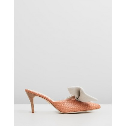 Stell Mules Brown by Brother Vellies