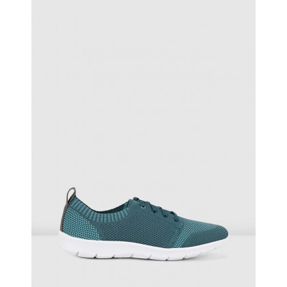 Step Allena Sun Teal by Clarks
