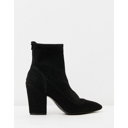 Stockchen Black Fabric by Nine West