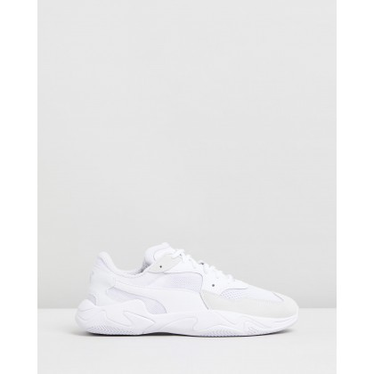 Storm Origin - Unisex Puma White by Puma