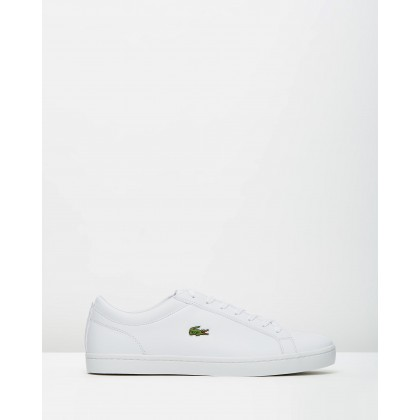 Straightset - Men White by Lacoste