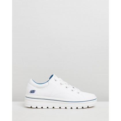 Street Cleats 2 - Bring It Back White by Skechers
