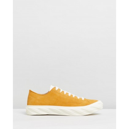 Suede Sneakers Orange by Age