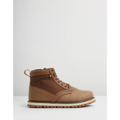 Sutton Boots Walnut Breen by Element