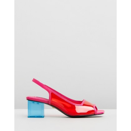 Sybil Virtual Pink by Kat Maconie