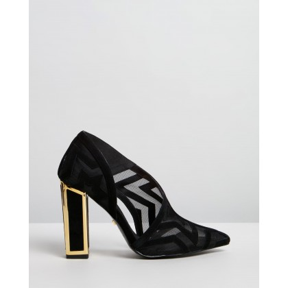 Sylvie Black & Gold by Kat Maconie