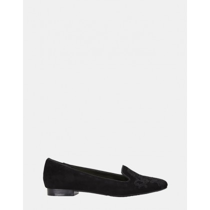 Tailor BLACK SUEDE by Sandler