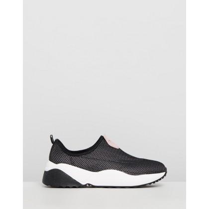 Talita Sneakers Black by Vizzano