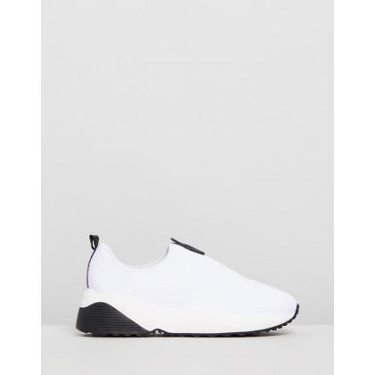 Talita Sneakers White by Vizzano