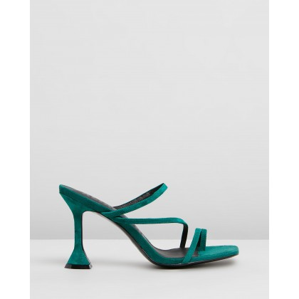 Tammy Emerald Suede by Alias Mae