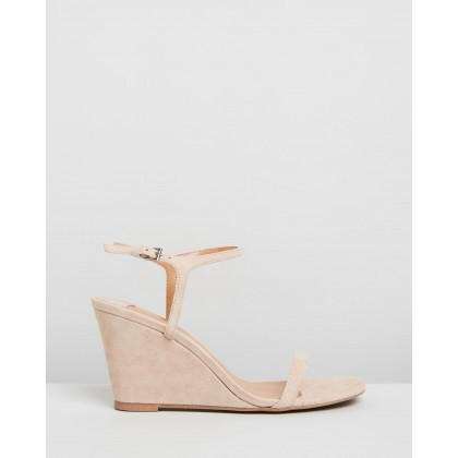 Tanita Blush Kid Suede by Tony Bianco