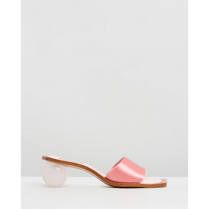 Tao Sandals Bubblegum by Cult Gaia