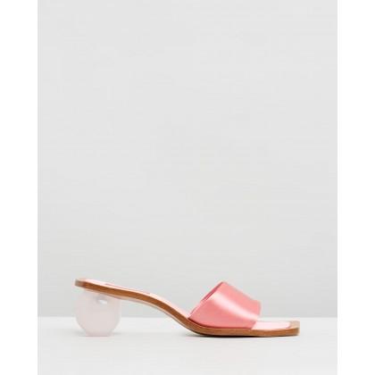 Tao Sandals Bubblegum by Cult Gaia