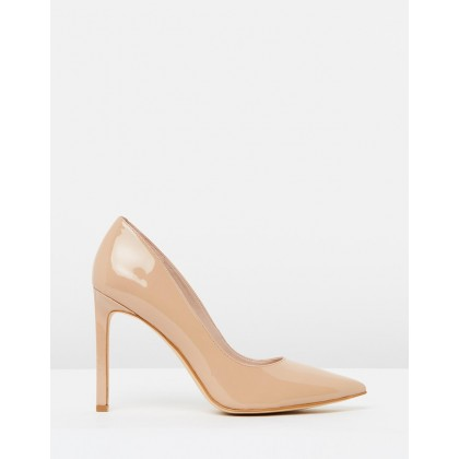 Tatiana Nude Patent by Nine West