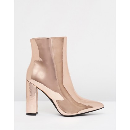 Tatum Rose Gold Metallic by Billini