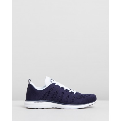 TechLoom Pro - Men's Navy & White by Apl