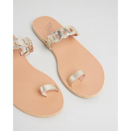 Thalia Links Platinum by Ancient Greek Sandals