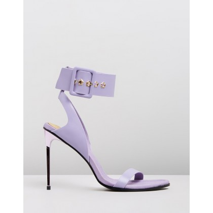 The Countess Heels Lilac by Sass & Bide
