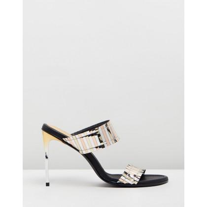 The Duchess Heels Gold by Sass & Bide