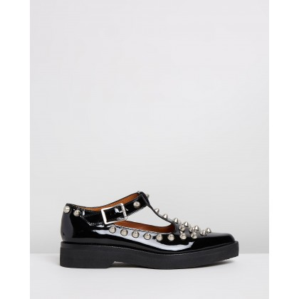 The Mary Janes Black by Marc Jacobs