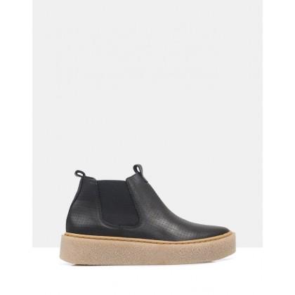 The Nevada Boots Black by Sempre Di