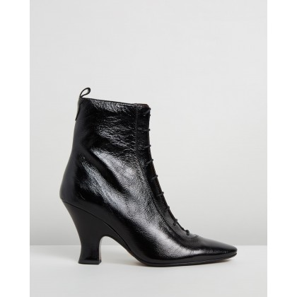 The Victorian Boots Black by Marc Jacobs
