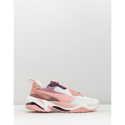 Thunder Fashion 1 Sneakers Marshmallow & Peach Bud by Puma