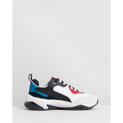 Thunder Rive Droite - Women's Glacier Gray & Barbados Cherry by Puma