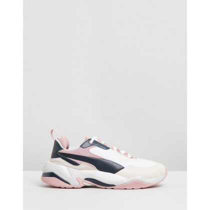 Thunder Rive Gauche - Women's Dress Blues, Peach & Beige by Puma