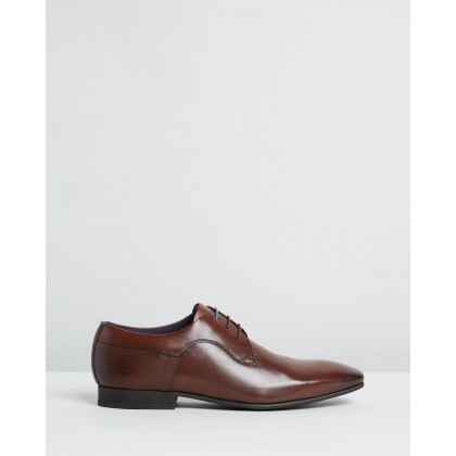 Tifir Brown Leather by Ted Baker