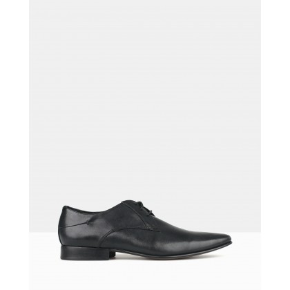 Titan Derby Dress Shoes Black by Betts