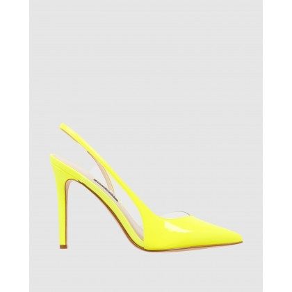 Toffee NEON YELLOW by Nine West