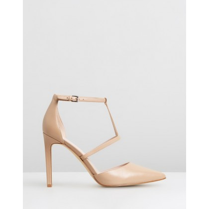 Tornaydo Light Natural Leather by Nine West