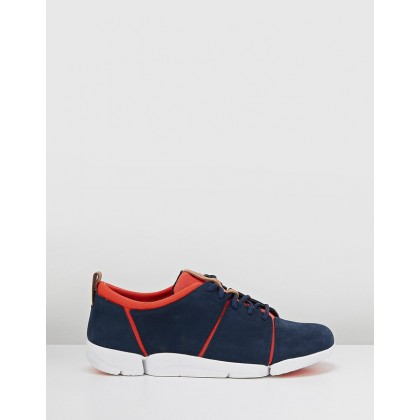 Tri Fit Navy Combo by Clarks
