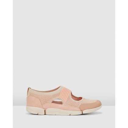 Tri Tone. Light Pink by Clarks
