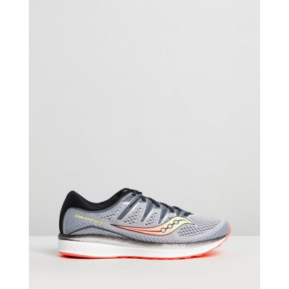 Triumph ISO 5 - Men's Grey & Black by Saucony