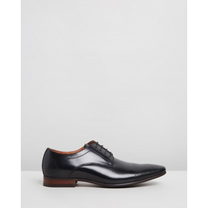 Turner Black Calf by Florsheim